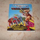 Hordak - The Ruthless Leaders Revenge - Mini Comic - Masters Of The Universe - 1984