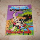 Double-Edged Sword - Mini Comic - Masters Of The Universe - 1983