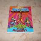Rock People To The Rescue - Mini Comic - Masters Of The Universe - 1985