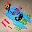Footski - Playmates - 1989 - Teenage Mutant Ninja Turtles - Complete