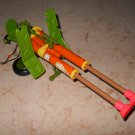 Double Barrel Plunger Gun - Playmates - 1989 - Teenage Mutant Ninja Turtles - Complete