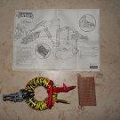 Party Tube - Playmates - 1989 - Teenage Mutant Ninja Turtles - Incomplete