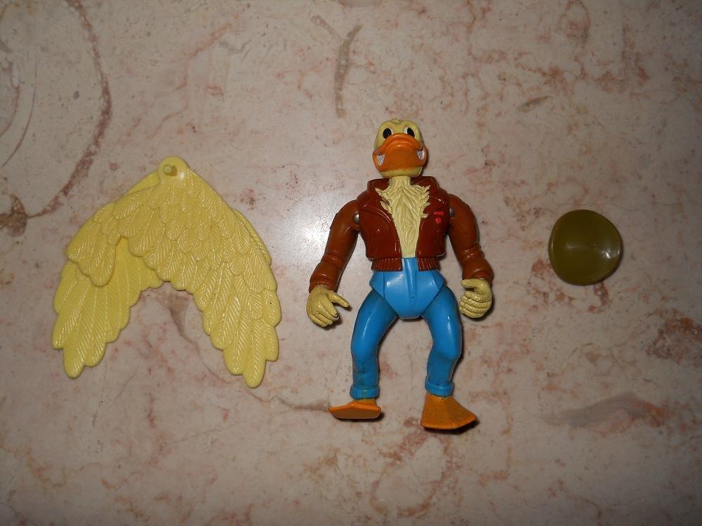 Ace Duck - Playmates - 1989 - Teenage Mutant Ninja Turtles - Incomplete