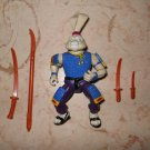 Usagi Yojimbo - Playmates - 1989 - Teenage Mutant Ninja Turtles - Complete