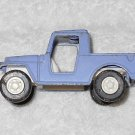 Tootsietoy - Jeep - Purple - Metal - 1969