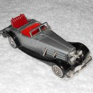 Matchbox - 1937 Mercedes-Benz 540 K - #Y-20 - Silver & Black - Metal - 1979