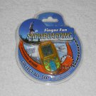 Excalibur - Finger Fun - Snowboarding Video Game Keychain - New