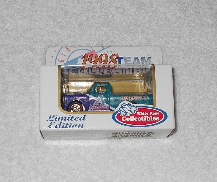 White Rose Collectibles - Arizona Diamondbacks Ford F-150 Pick-Up - 1998 - New