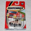 Matchbox - Street Cleaner - #96 - Tan - 2000 - New