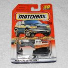 Matchbox - Excavator - #30 - White & Orange - 1998 - New