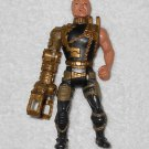 Carolco - Cyborg Action Figure - Kenner - 1993 - Incomplete