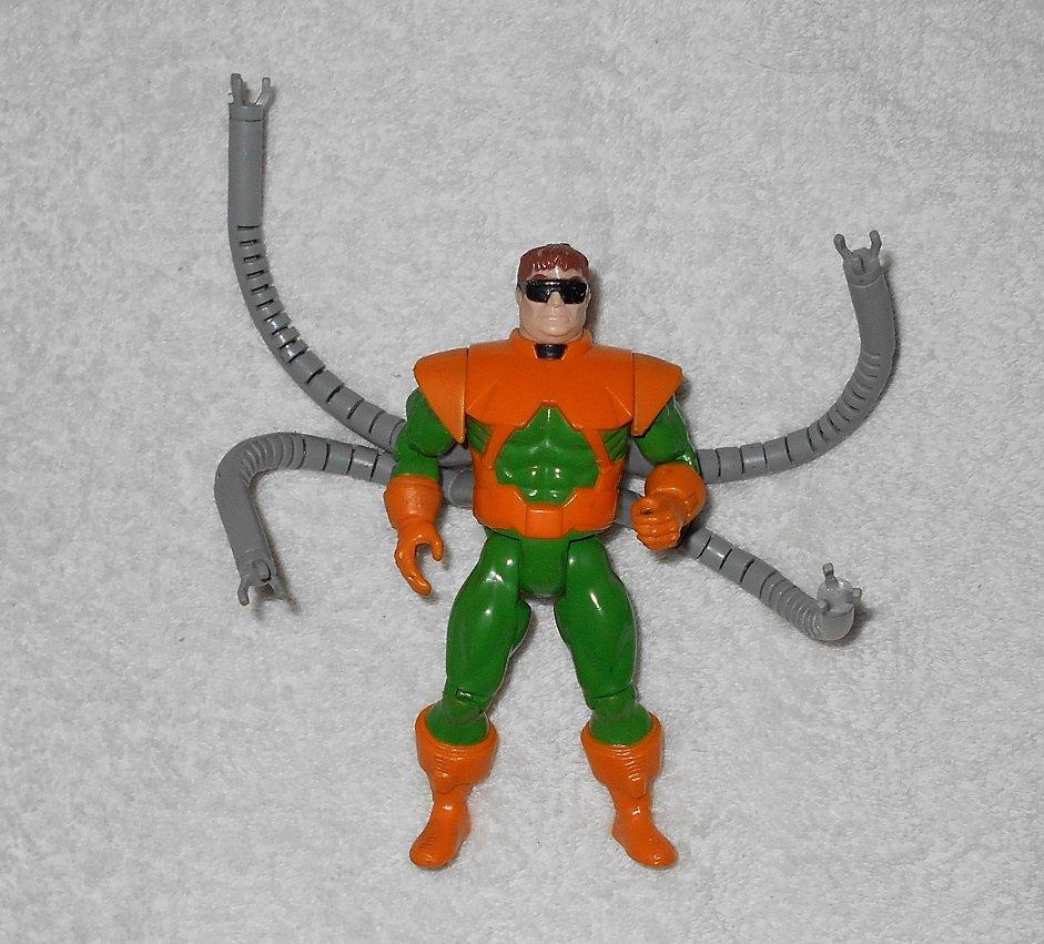 Dr. Octopus - Toy Biz - 1994 - Incomplete