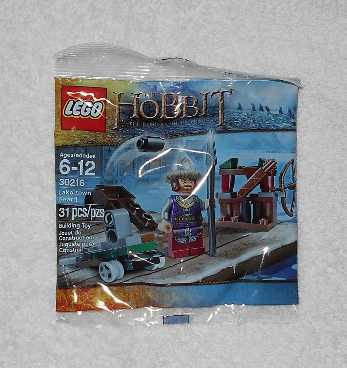 LEGO 30216 - Lake-town Guard - The Hobbit - 2013 - New