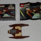 LEGO 7111 - Droid Fighter - Star Wars - 1999 - Complete Set w/ Instructions & Box