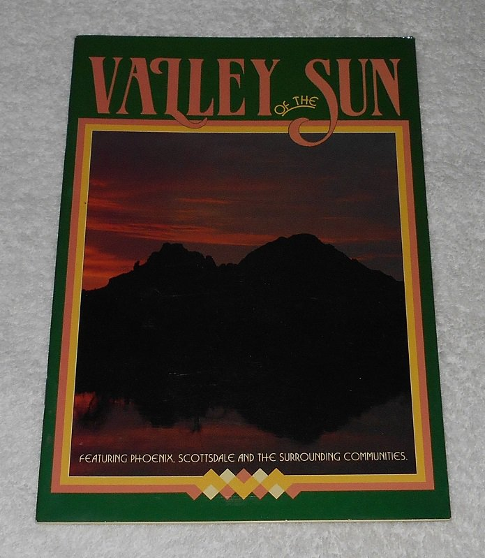 """""""Valley Of The Sun"""" by Smith-Southwestern (Terrell Publishing; ISBN 1562740121)"""