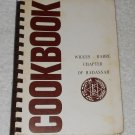 """Cookbook: Wilkes-Barre Chapter Of Hadassah"" by Jewish Community Center (North American Press)"