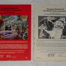 The Ghost Tower Of Inverness - Advanced Dungeons & Dragons - TSR 9038 -1980 - ISBN 0935696245