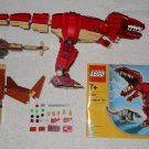 LEGO 4507 - Prehistoric Creatures - Designer Set - 2004 - Complete Set w/ Instructions