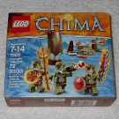 LEGO 70231 - Crocodile Tribe Pack - Chima - 2015 - New
