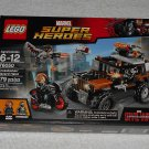 LEGO 76050 - Crossbones' Hazard Heist - Super Heroes - 2016 - New