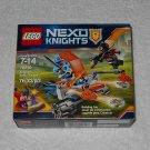 LEGO 70310 - Knighton Battle Blaster - Nexo Knights - 2016 - New