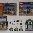 LEGO 4735 - Slytherin - Harry Potter - 2002 - Complete Set w/ Instructions & Box
