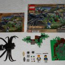 LEGO 4727 - Aragog In The Dark Forest - Harry Potter - 2002 - Complete Set w/ Instructions &   Box
