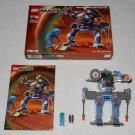 LEGO 7313 - Red Planet Protector - Life On Mars - 2001 - Complete Set w/ Instructions & Box