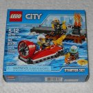 LEGO 60106 - Fire Starter Set - City - 2016 - New