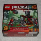 LEGO 70621 - The Vermillion Attack - Ninjago - 2017 - New