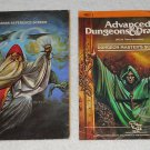 Players Reference Screen & Cover Sheet - Advanced D&D - TSR 9146 - 1985 - ISBN 0880382244
