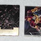 Fleer - Flair Marvel Universe Trading Cards - Venom Cover - Pack Of 10 - 1994