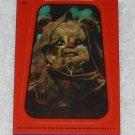Ewok - Sticker # 26 - Star Wars - Return Of The Jedi - Topps - 1983