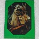 Paploo - Sticker # 24 - Star Wars - Return Of The Jedi - Topps - 1983
