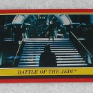 Battle Of The Jedi - Card # 119 - Star Wars - Return Of The Jedi - Topps - 1983