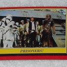 Prisoners - Card # 104 - Star Wars - Return Of The Jedi - Topps - 1983