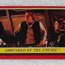 Ambushed By The Empire - Card # 101 - Star Wars - Return Of The Jedi - Topps - 1983