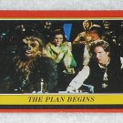 The Plan Begins - Card # 67 - Star Wars - Return Of The Jedi - Topps - 1983