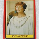Mon Mothma - Card # 64 - Star Wars - Return Of The Jedi - Topps - 1983