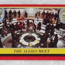 The Allies Meet - Card # 60 - Star Wars - Return Of The Jedi - Topps - 1983