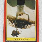 The Rescue - Card # 48 - Star Wars - Return Of The Jedi - Topps - 1983