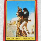 Lando Calrissian's Fight For Life - Card # 43 - Star Wars - Return Of The Jedi - Topps - 1983