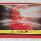 Decarbonized - Card # 29 - Star Wars - Return Of The Jedi - Topps - 1983
