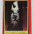 Han Solo's Plight - Card # 27 - Star Wars - Return Of The Jedi - Topps - 1983