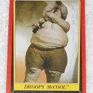 Droopy McCool - Card # 21 - Star Wars - Return Of The Jedi - Topps - 1983