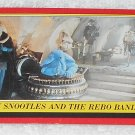 Sy Snootles And The Rebo Band - Card # 20 - Star Wars - Return Of The Jedi - Topps - 1983
