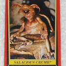 Salacious Crumb - Card # 16 - Star Wars - Return Of The Jedi - Topps - 1983