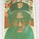 Chili Davis - Card # 82 - Sportflics - Baseball - Series # 1 - 1986
