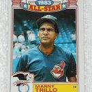 Manny Trillo - Card # 3 - Topps - Baseball - 1983 All Star Game Commemorative Set