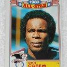 Rod Carew - Card # 2 - Topps - Baseball - 1983 All Star Game Commemorative Set